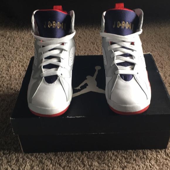 pretty nice c7980 a7d4a Jordan Shoes - Air Jordan 7 Retro